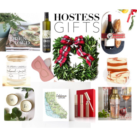 Hostess Gift Guide- www.ChefShayna.com