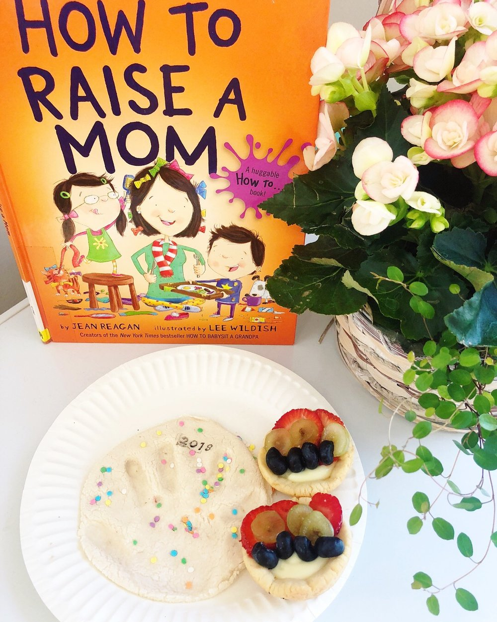 Mother's Day Story and Snack. www.ChefShayna.com