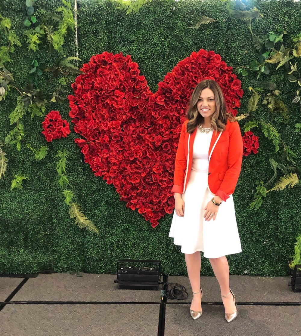 2019+American+Heart+Association+Go+Red+for+Women+Luncheon
