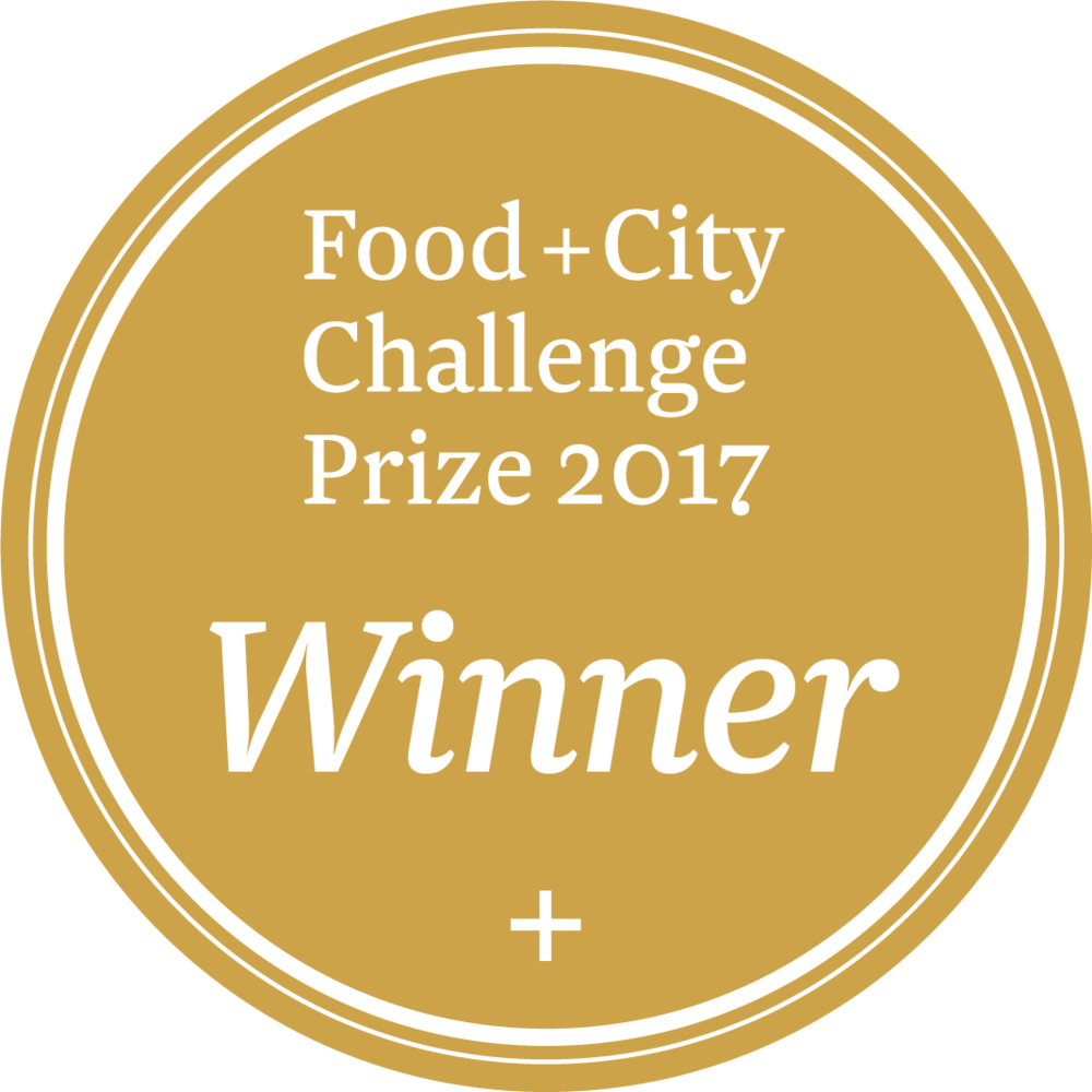 Food and City Gold Prize Winner
