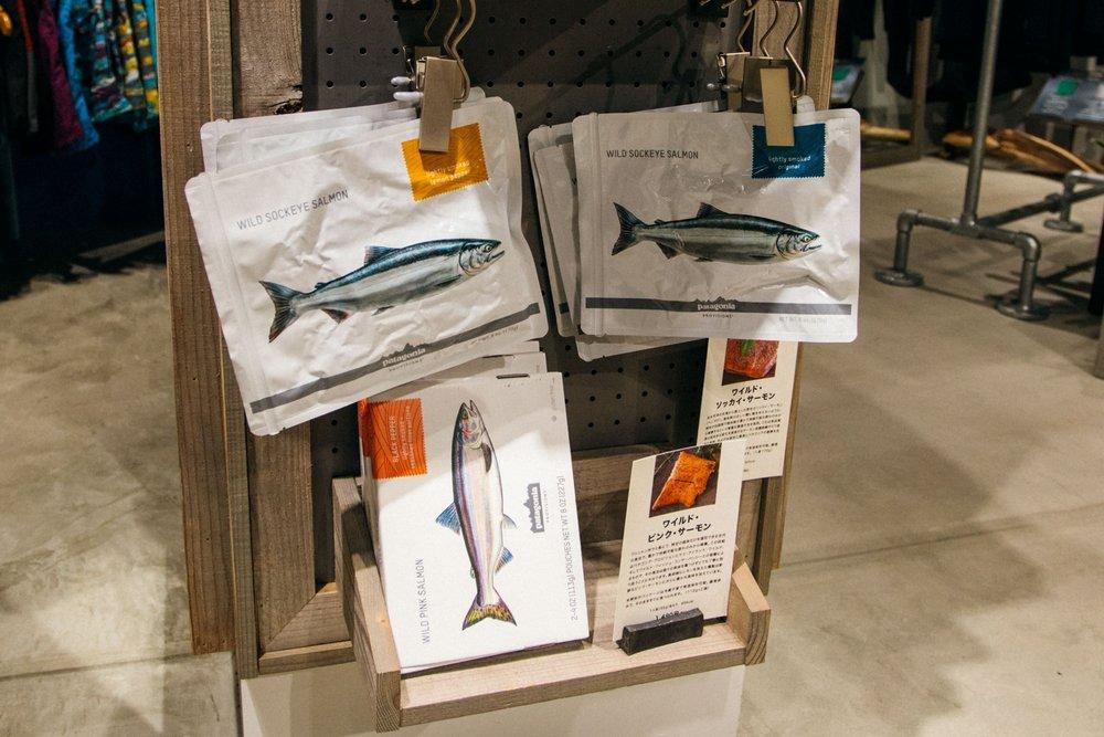 DRIED FISH - TOKYO JAPAN