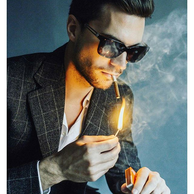 When your weekend is going to be lit. Model: @luke__henry from @plutinogroup  Wearing: @sartoriadarzi