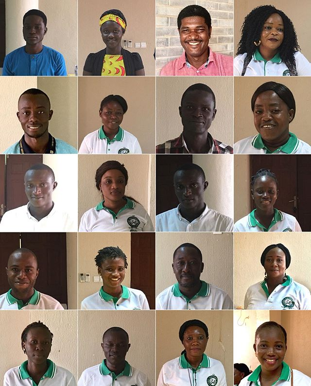 The real heroes of our scholarship program! The selection of candidates was competitive. To keep their scholarsip they need to keep their GPA, and they must graduate from a healthcare or educational program. One condition: to come back to work to their village for a pre- established and agreed period of time. #educationistheinnovation #educationispower #crossculturalcare #globalc3