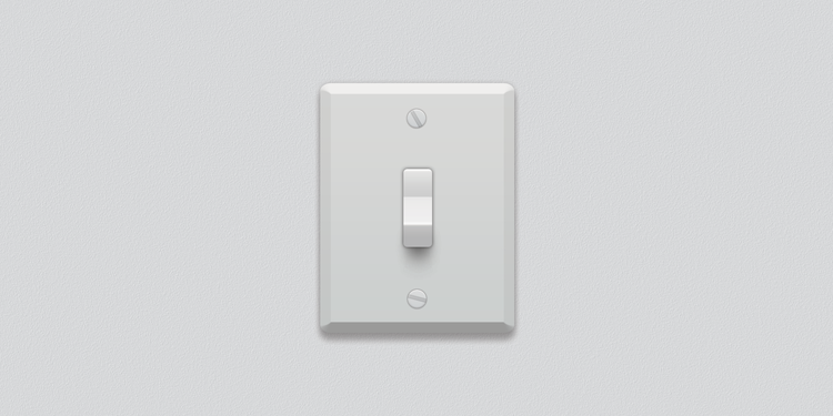 Vector Light Switch Pirooz Pourmand