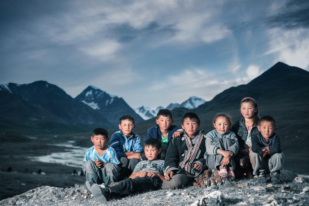 Mongolia - Tavan Bogd Children.jpg