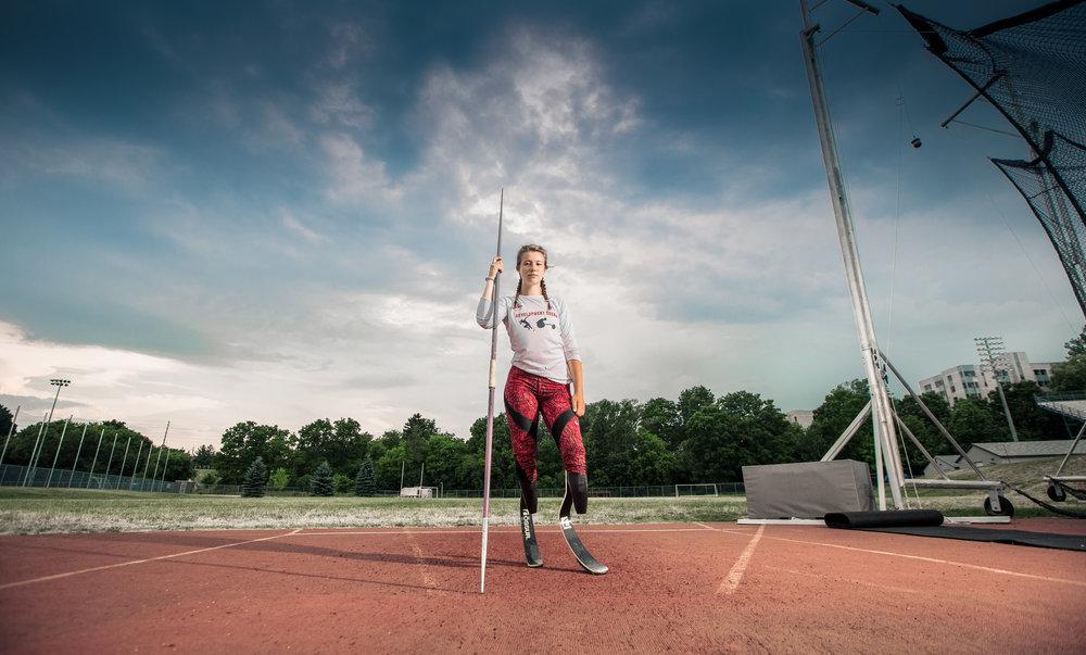 Madie Wilson-Walker, Canadian Paralympic Athlete