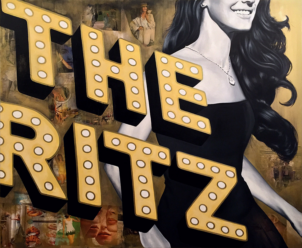 Ryan Jones Art The Ritz