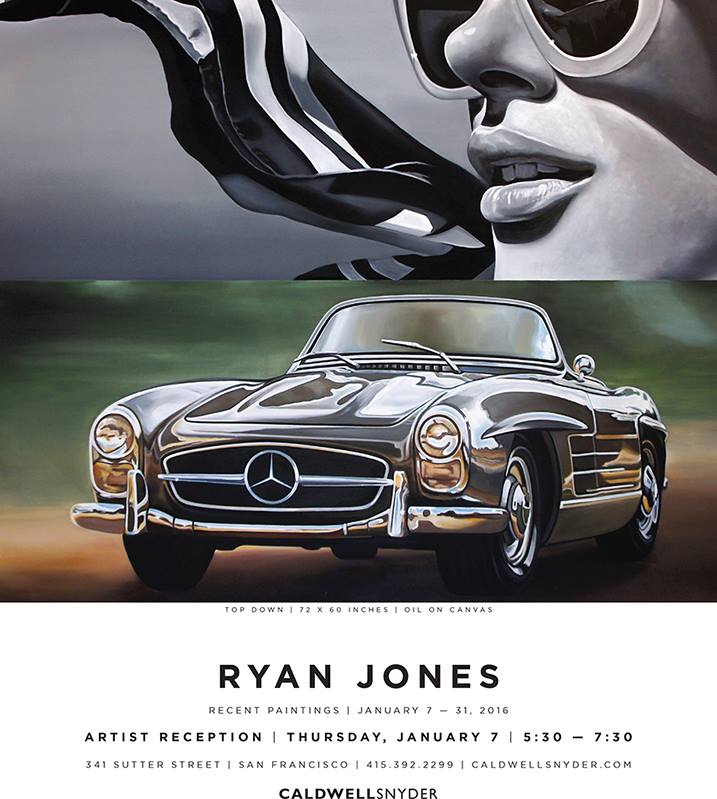 Ryan Jones Art Caldwell Snyder Gallery