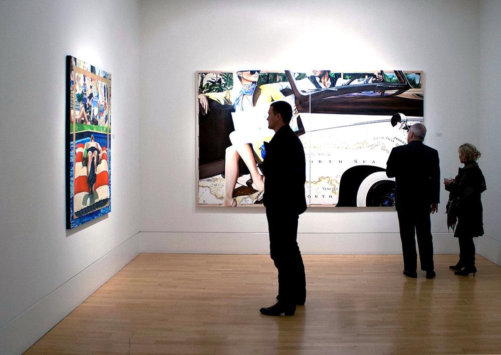 Ryan Jones Art Exhibition