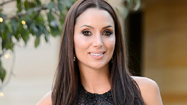 This is me when I wake up. Actually, it's Snezana Markoski from The Bachelor Australia 2015.