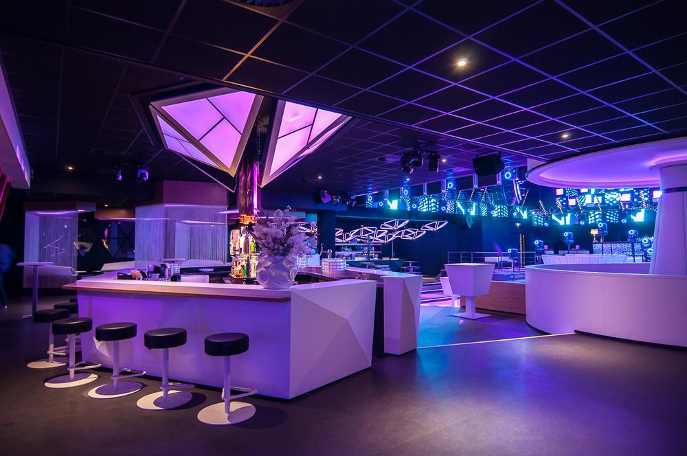 Club Palladio Helden — Interieurbedenkers