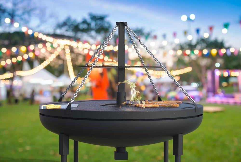 Firemaker swing grill