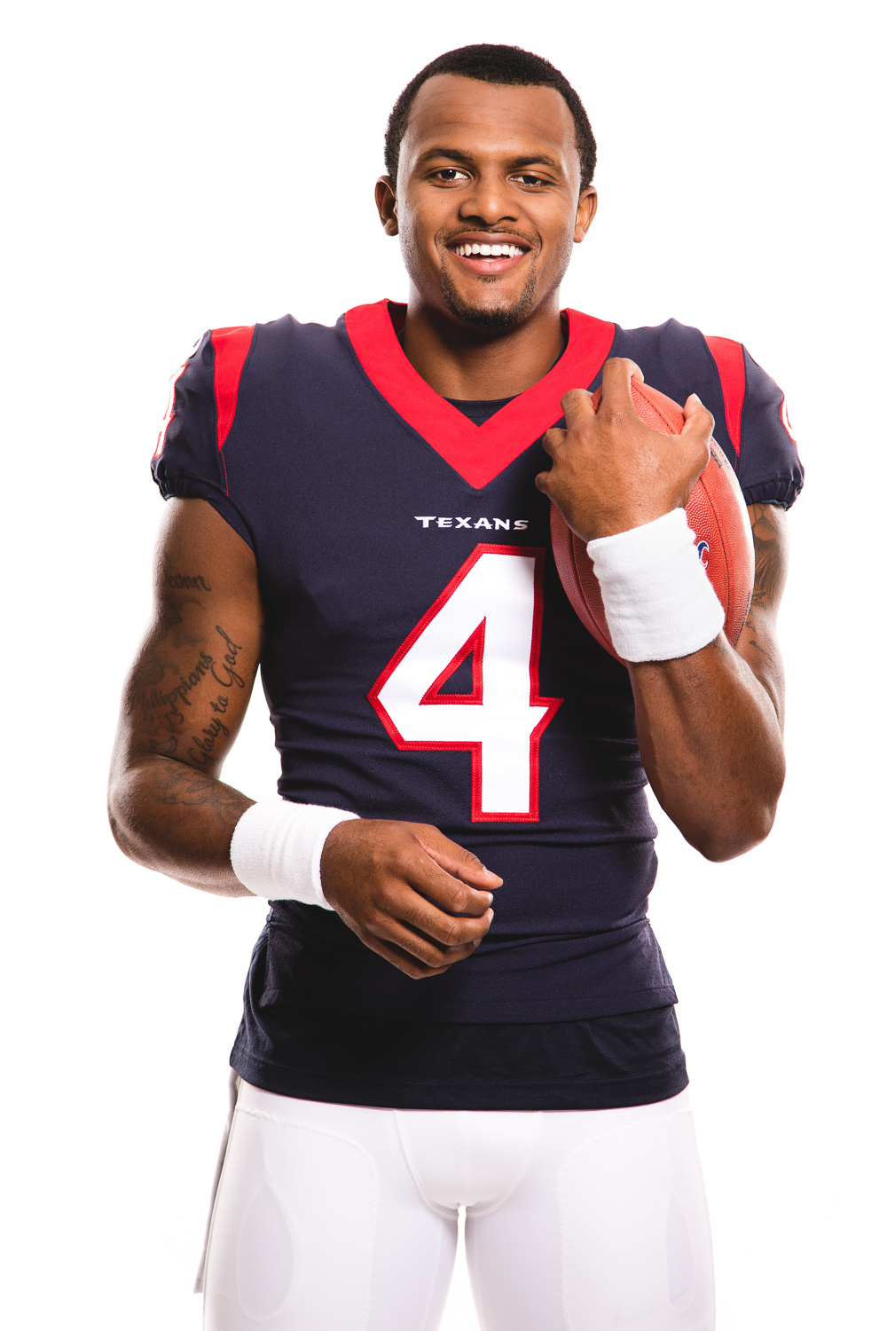 Deshaun Watson for Reliant Energy