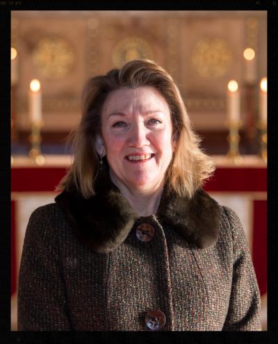 Pat Payne - Parish Administrator.