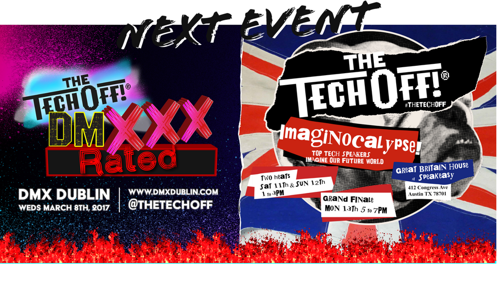 For more info visit www.thetechoff.com