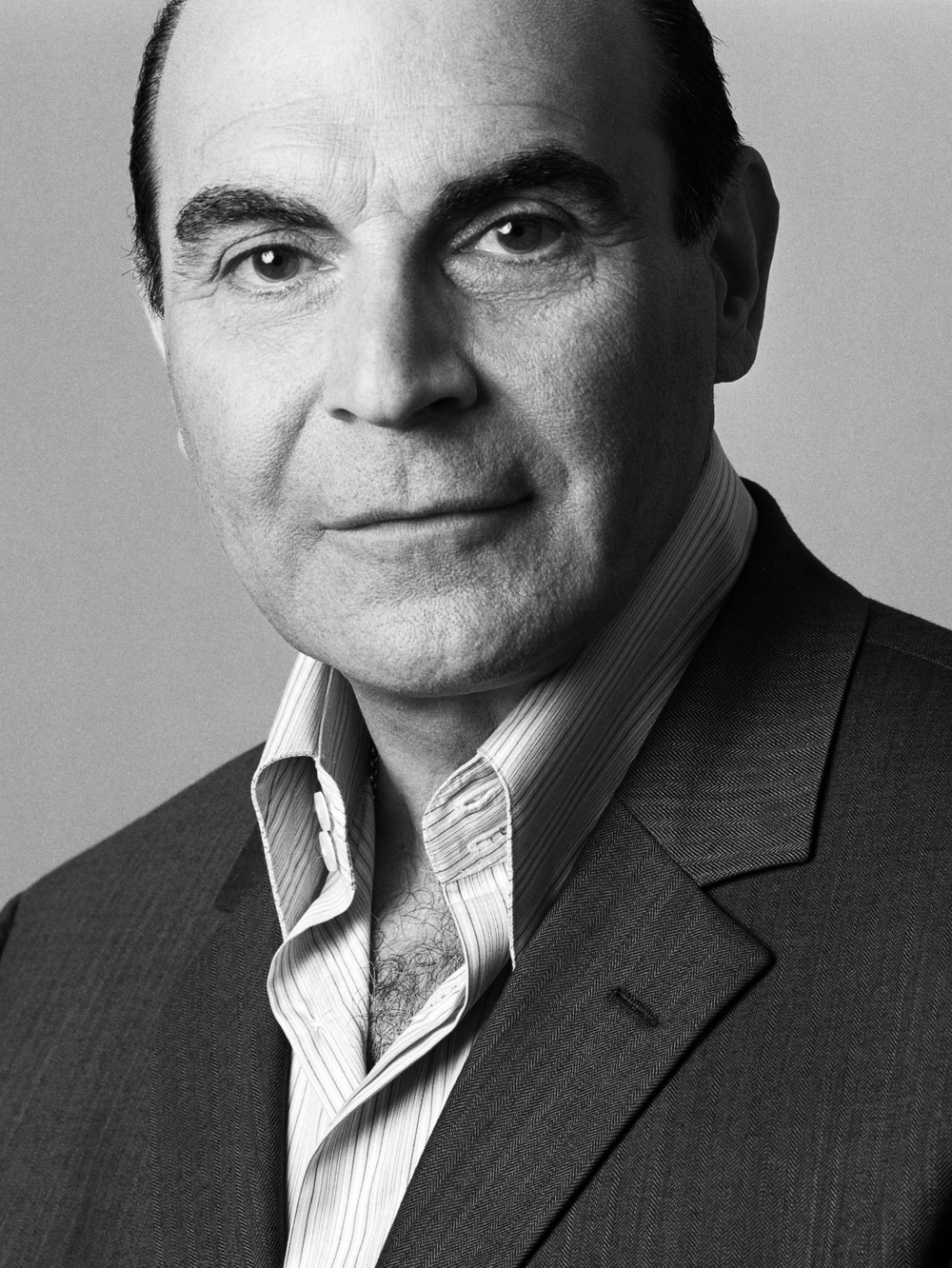 David Suchet is an award-winning English actor, best known around the world for his portrayal of Hercule Poirot. In an acting career stretching over four ... - Suchet%2BDavid