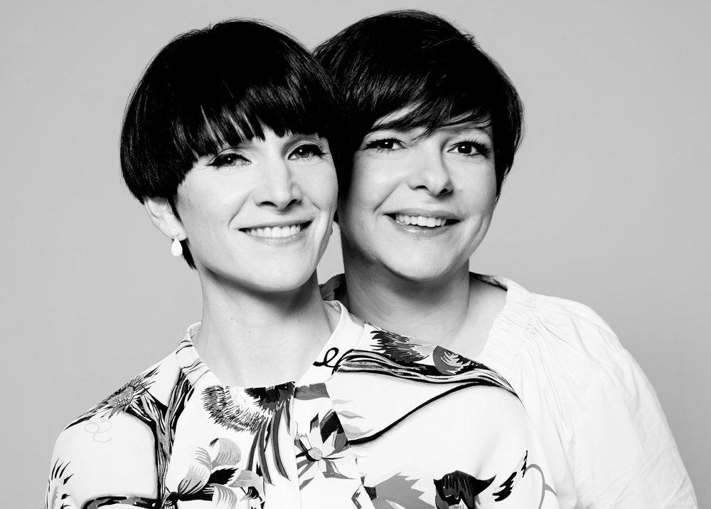 Tarané Hoock & Ildikó Kieburg-Diehl