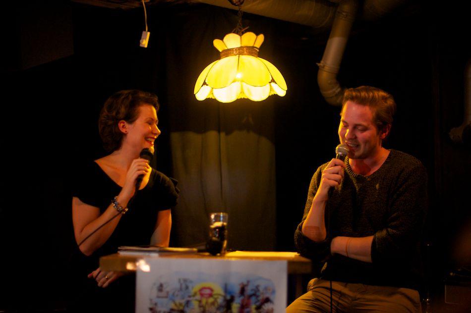 Elisabet Widlund och Anders Rydell, Releasefest för Musiksverige