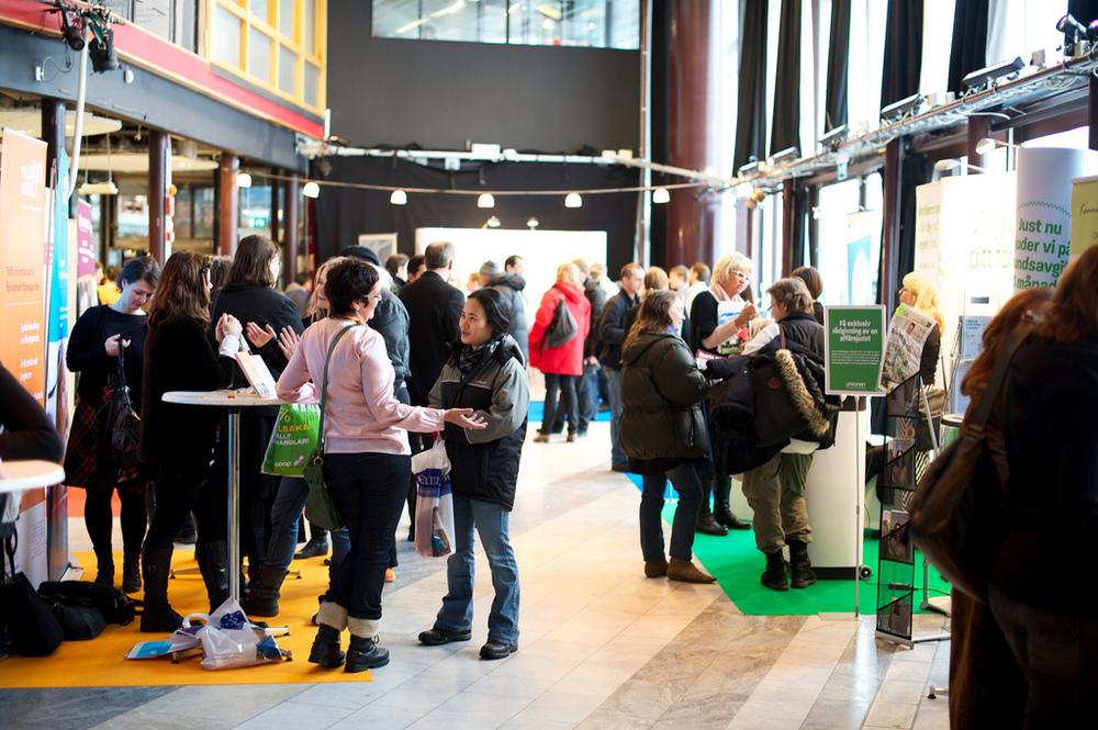 Länsstyrelsen i Stockholm goes Flickr med Rekryteringsbazaaren
