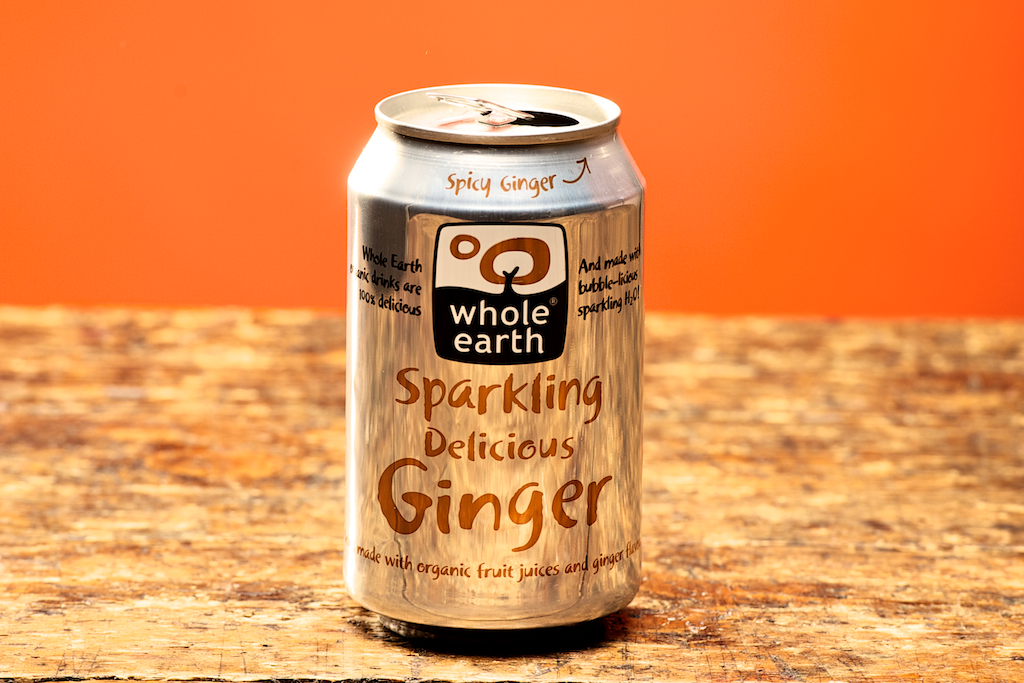 Sparkling delicous Ginger