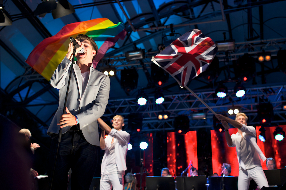 Stockholm Pride 2011 för Makthavare.se