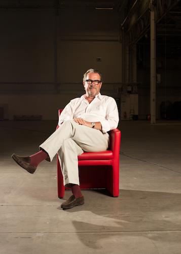 Björn Vingård för magasinet Event & Expo