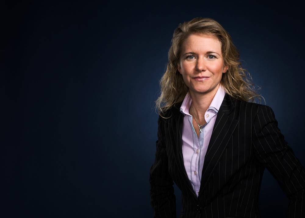 Maria Möller, Förhandlingschef på SLA