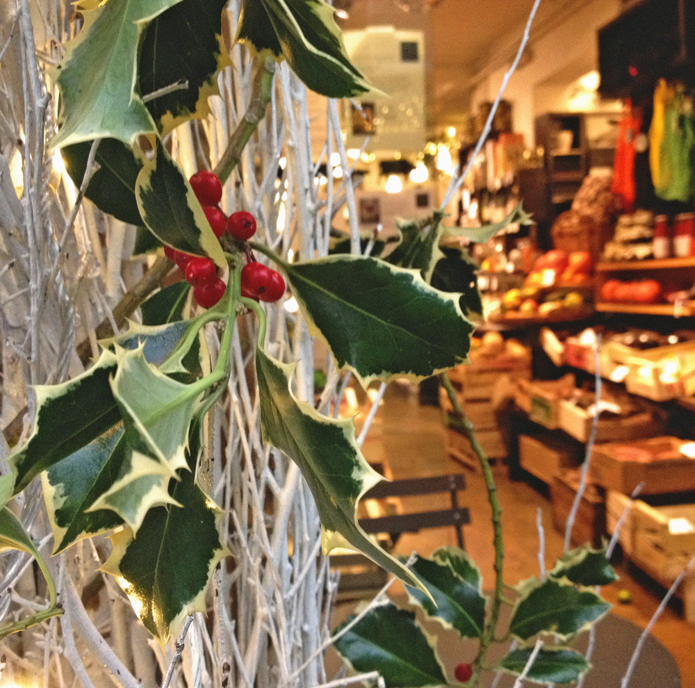 CHRISTMAS AT LA FROMAGERIE