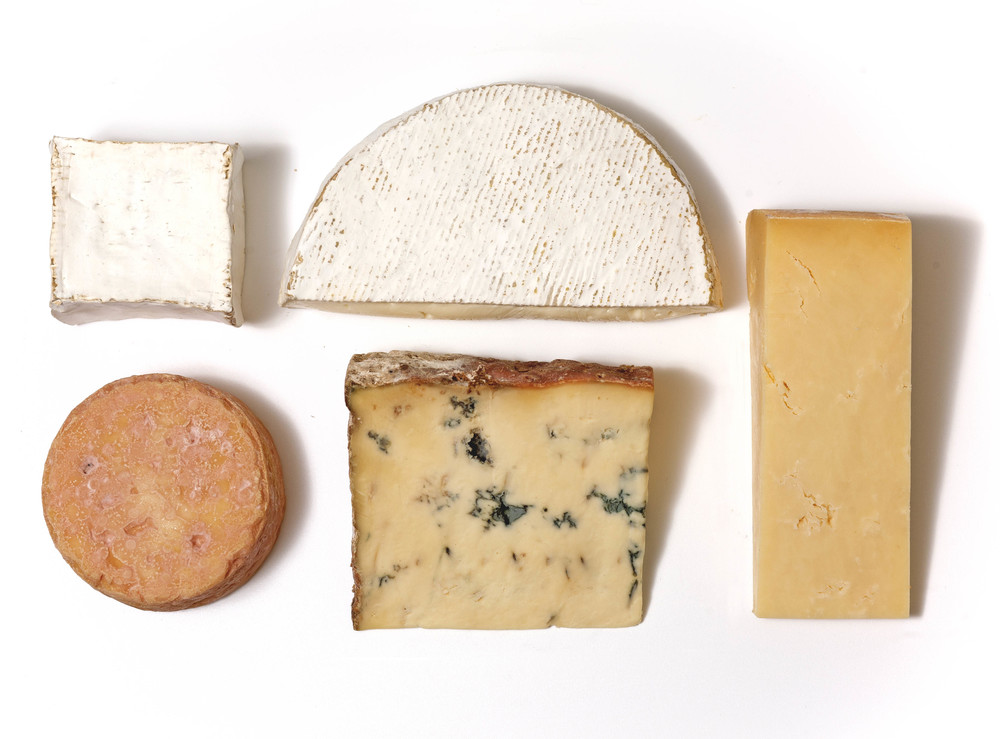 British Cheese Box, £50
