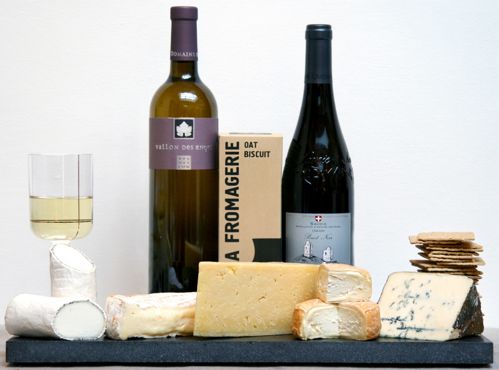 February Cheesemonger's Board, £55