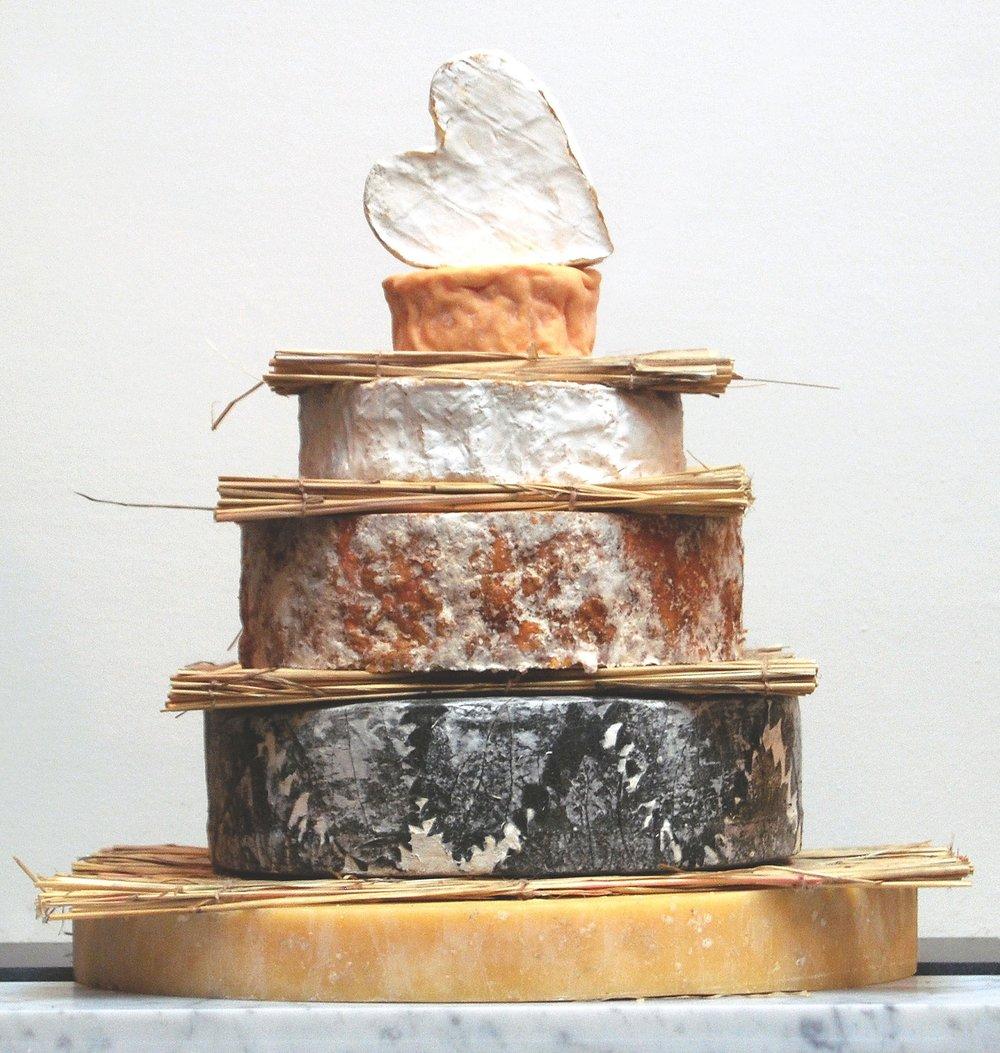Wedding & Celebration Cakes Buy Online or Build Bespoke in store.