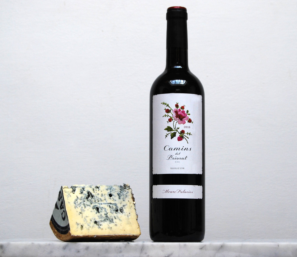 CHEESE & WINE RECOMMENDATION
