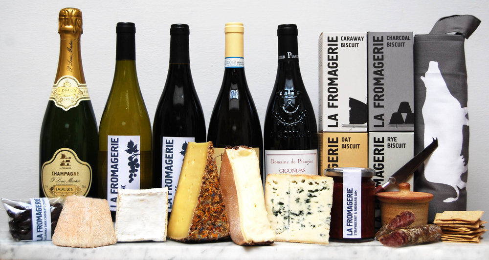 LA FROMAGERIE EASTER GIFT BOX