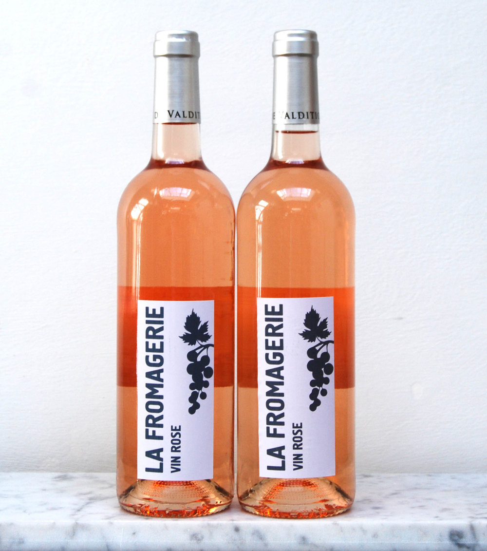 ROSÉ TRADITION ALPILLES IGP 2017