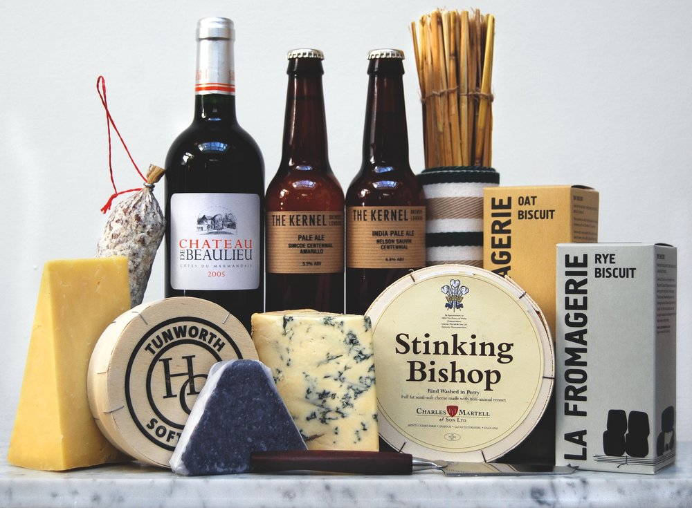 LA FROMAGERIE FATHER'S DAY BOX