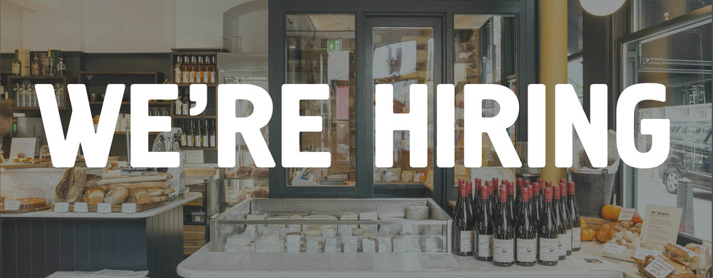 Now Hiring: Part-Time, Full-Time & Seasonal Positions