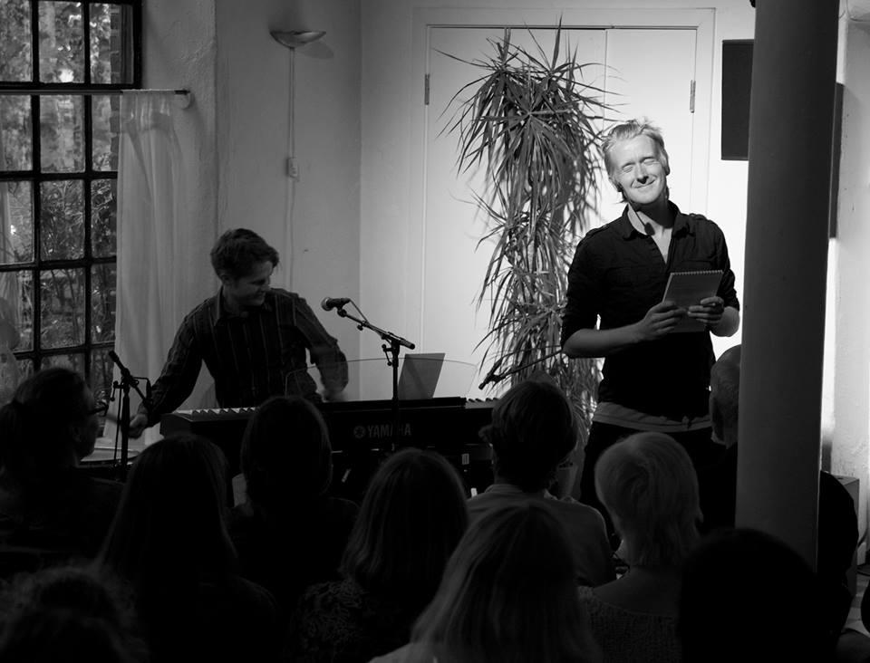 Photo: Eirik Solum / Visjon Live @ Månefisken, Oslo