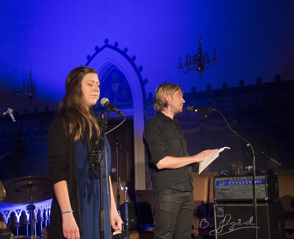 Åsmund & Marianne. New album Trustcoming soon. (Photo: Børge Øgård)