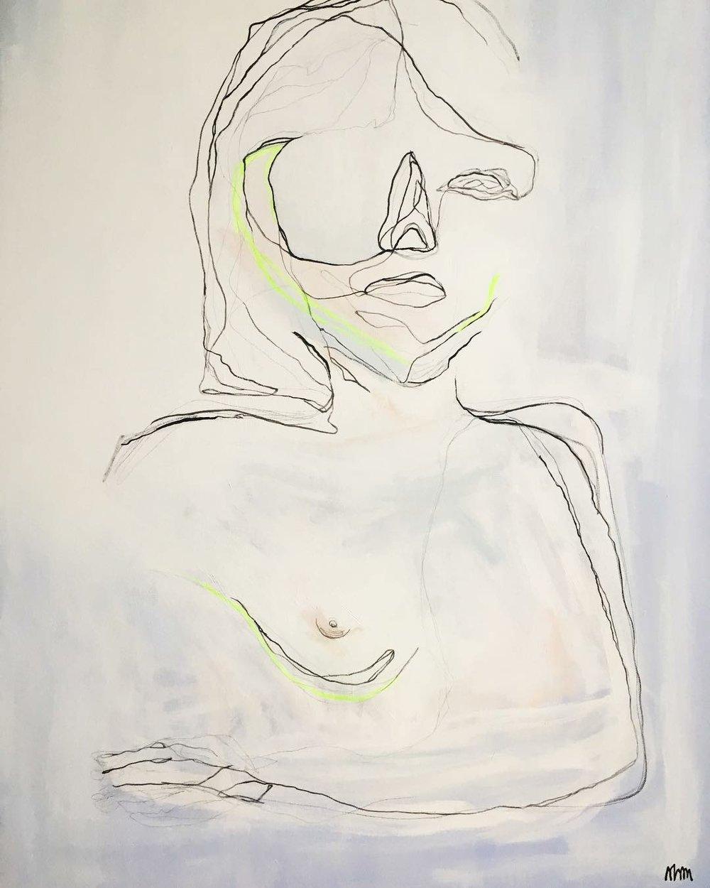 Nathalie F. Mercure -  Femme