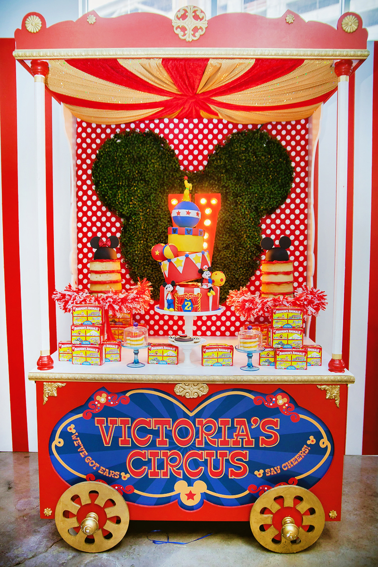 Fiesta Table Decorations Bambini Soiree