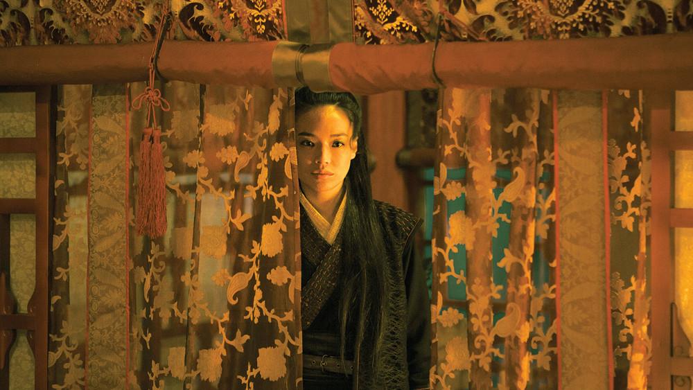 Qi Shu as Nie Yinniang.