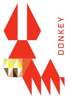 Donkey Catering Logo