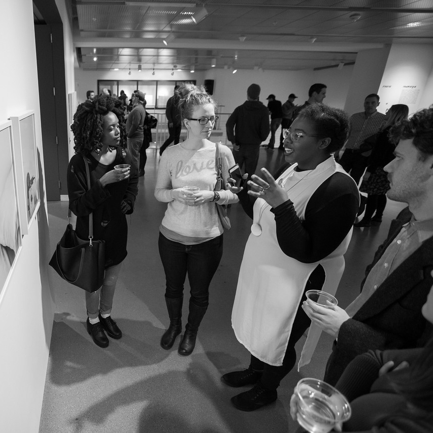 UICA Opening Reception: US IS THEM and Here + Now