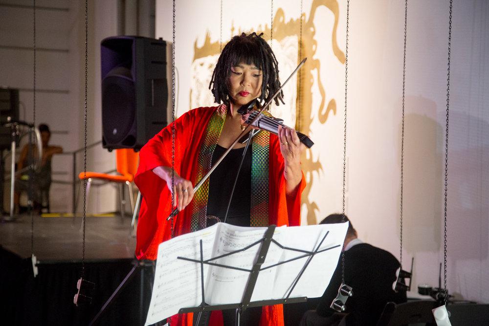 Ritsu Katsumata, 2016 OddBall Performance