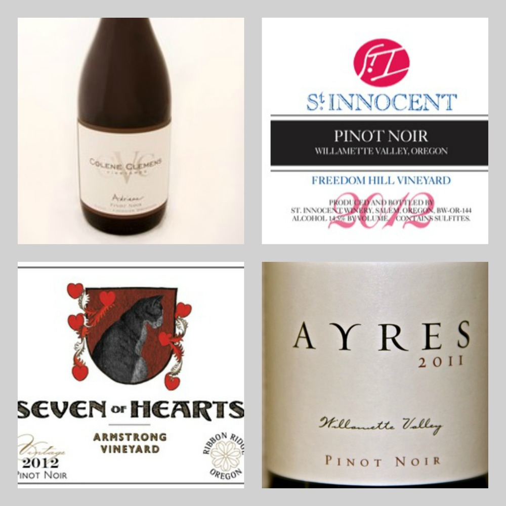 4 Pinot Noirs for Football Season