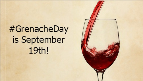 #GrenacheDay is 9/19!