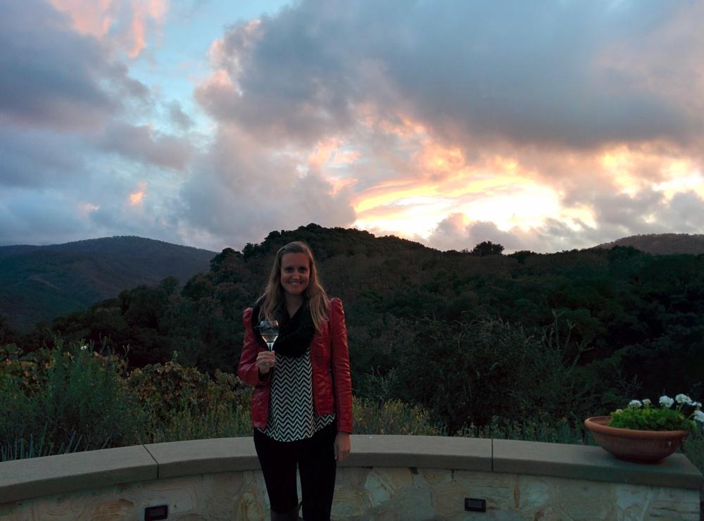 Charlotte at Holman Ranch