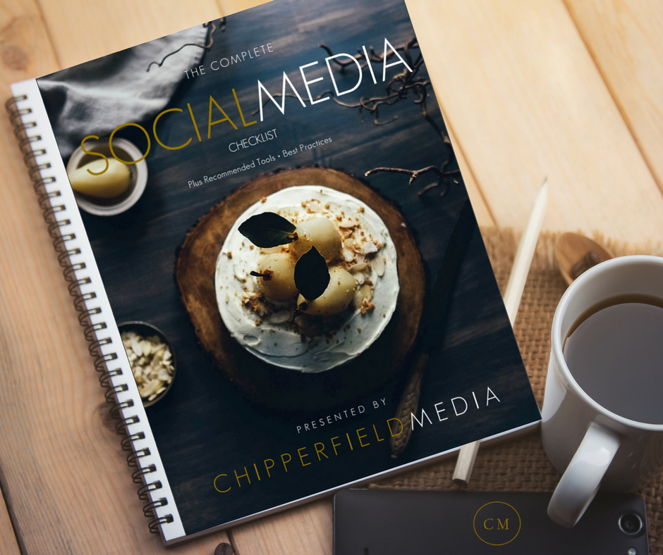 Download our free social media checklist - A complete guide for optimizing your social media workflow and strategy. Includes a checklist, recommended tools and best practices.Download here.