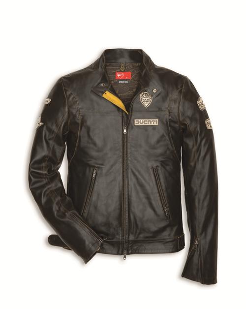 's Leather Jackets — Online Ducati