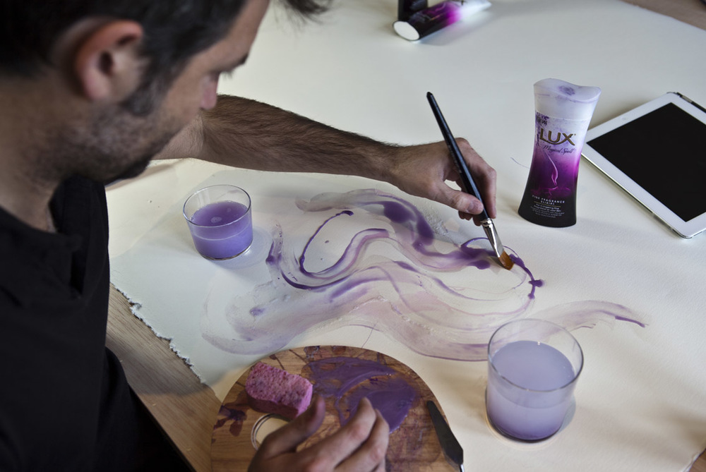 Gabriel painting.JPG